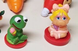 Muppet babies rubber stampers stampos 1