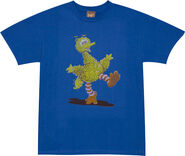 Sesame Street Big Bird Blue-T