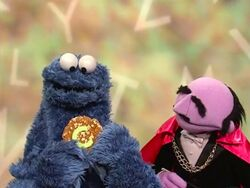 Letter of the day c with cookie and mumford