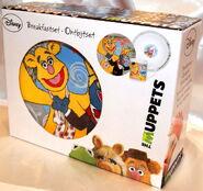 Uk 2013ish muppet ceramic tableware fozzie 1