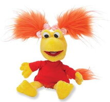 Bobblehead red fraggle