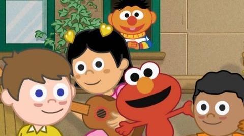 "Sesame Street ""Fun Fun Elmo,"" A Mandarin Language Learning Program -- Episode 12"