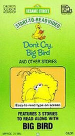 Video.starttoread-dontcrybigbird