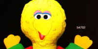 Big Bird Dress 'N Play Doll