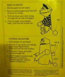 Muppets of sesame street book 4