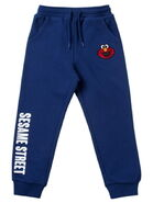 Pancoat sweatpants elmo blue