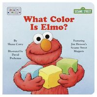 What Color Is Elmo?