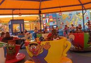 Sesame Place - Tea-Cups