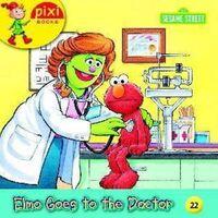 ElmoGoestotheDoctorPixiBooks