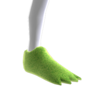 Xbox - flipper slippers