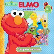 Elmo and Friends Storybook Treasury 2009