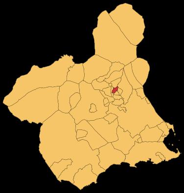 Archivo:Localización e Archena.png