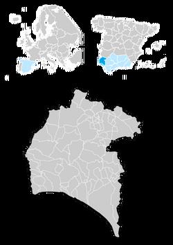 Provincia Güelva