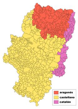 Llenguas d'Aragón