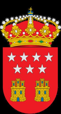 Archivo:Escudo e la Comuniá e Madril.png