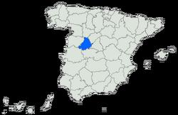 Provincia Ávila