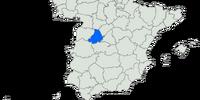 Previncia d'Ávila