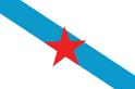 Bandera der nacionalismo gallego