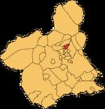 Ulea en a Rigión e Murcia
