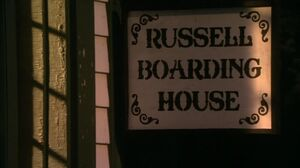 Red planet russell boarding house