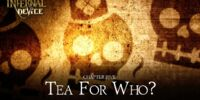 Tea for Who?