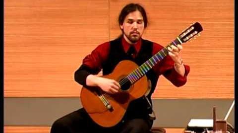 Synchronisms No. 10 (Mario Davidovsky) Performed by Travis J. Andrews