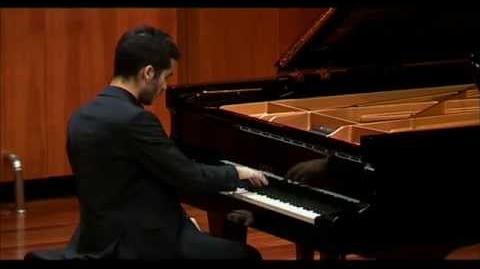 Musica Ricercata (Ligeti) - Juan Pérez Floristán