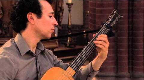 Israel Golani plays a Passacaille by Francesco Corbetta on the Baroque guitar