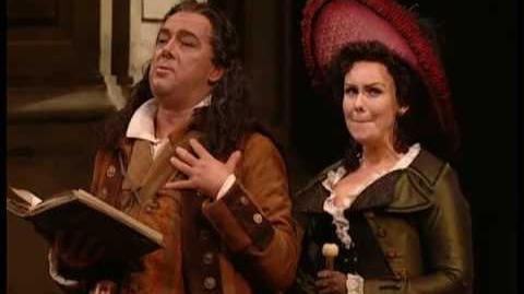 Madamina, il catalogo è questo (Leporello, Ferruccio Furlanetto). Don Giovanni de Mozart