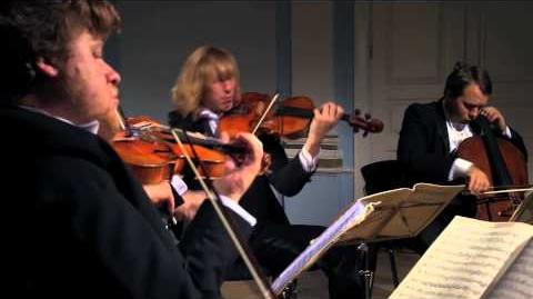 David Oistrakh Quartet plays Beethoven string quartet No