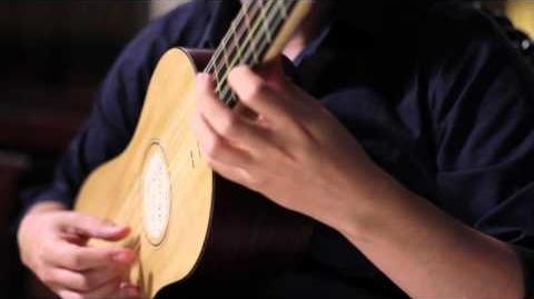 Canarios - Gaspar Sanz - Baroque Guitar