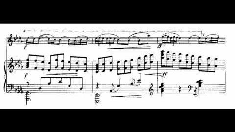 Claude Debussy - Prélude à l'après-midi d'un faune, for flute and piano