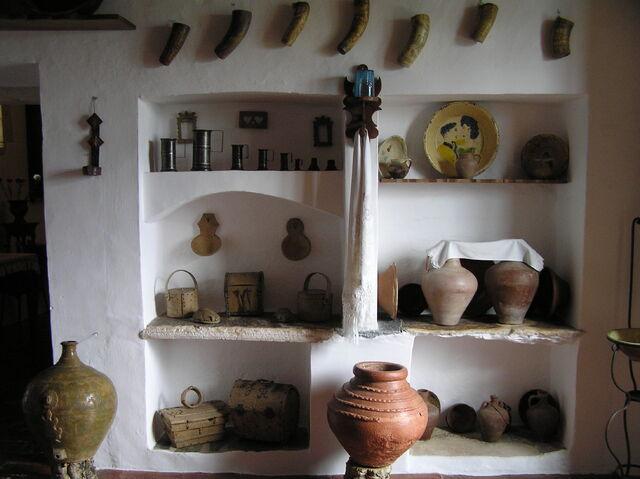 Ficheiro:Cozinha Museu Estremoz.jpg