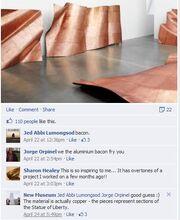 New Museum Facebook