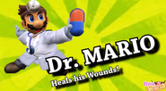 Dr Mario Confirmed