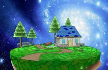 Galaxy Island