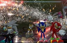 The Sonic Strikers!!