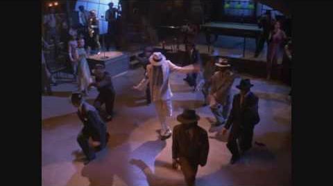 """""""Smooth Criminal"""" - Michael Jackson (Moonwalker version)"""