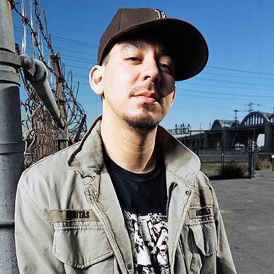 Mike Shinoda MySpace Photo