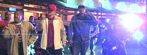 ST8MENT - All Night Long (Music Video Screenshot)