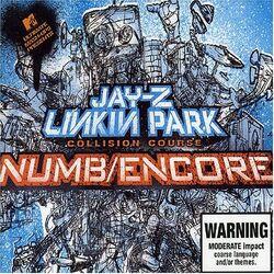 Linkin Park - Numb-Encore CD Single Front Cover