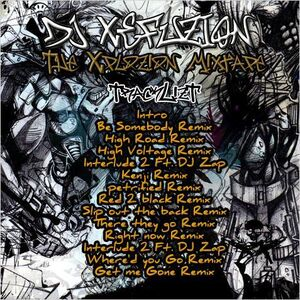 DJ Xefuzion - Mixtape - The Xplozion Mixtape (Original Version) - Back