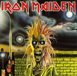 Iron-Maiden (album)