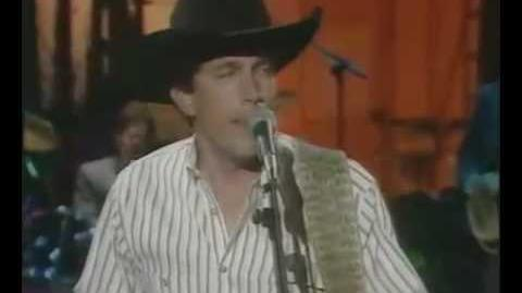 George Strait All My Ex's Live In Texas Live