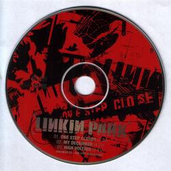 OneStepCloser-Disc