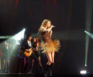 Taylor Swift Performs at Osaka, Japan