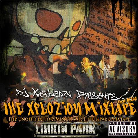 File:DJ Xefuzion - Mixtape - The Xplozion Mixtape (Original Version) - Front.jpg