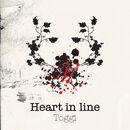 Heart in line