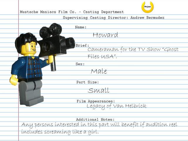 File:Audition Sheet - Howard.jpg