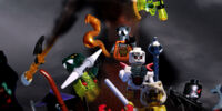Ninjago: Visions of Memories
